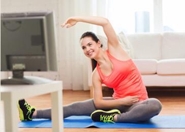 lezioni di ginnastica online via skype