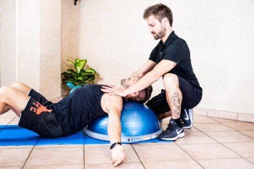 allenamento posturale corpo libero