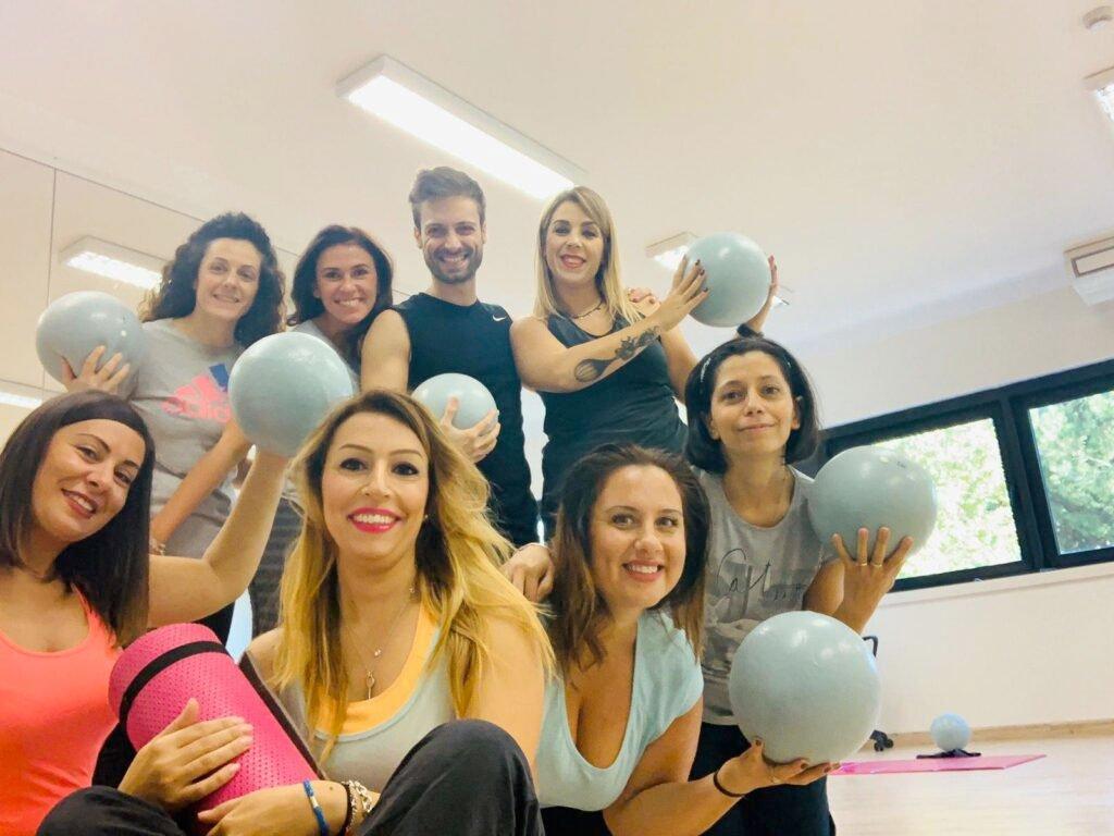 allenamento in ufficio roma
