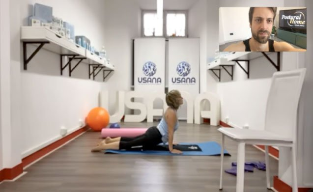 video ginnastica posturale